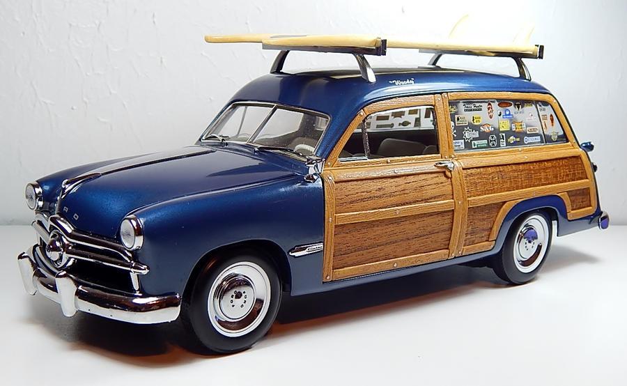 Motor City Classics 1949 Ford Woody Wagon By Firehawk73
