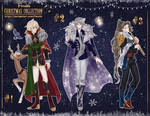 Christmas 2019 Collection #2-4 ~AUCTION~ [1/3OPEN] by Fiorrie
