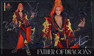Father of Dragons ~AUCTION~ [CLOSED]