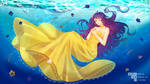 [CM] Mo Qingxuan - Ophelia's Moonrise by Fiorrie