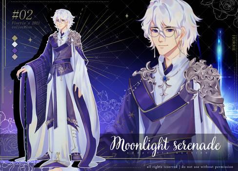 Moonlight Serenade ~AUCTION~ [CLOSED]