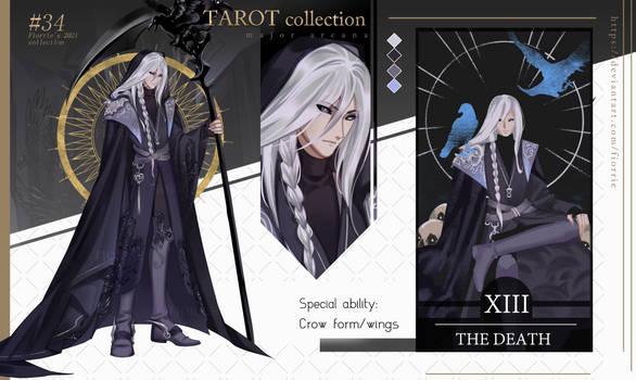 TAROT #13 The Death ~AUCTION~ [CLOSED]