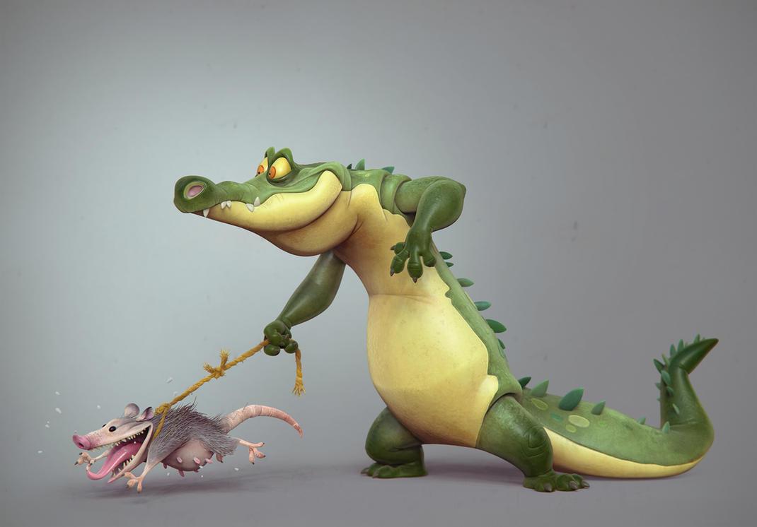 Croc by Ggalero