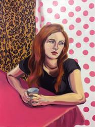 Portrait of Zara