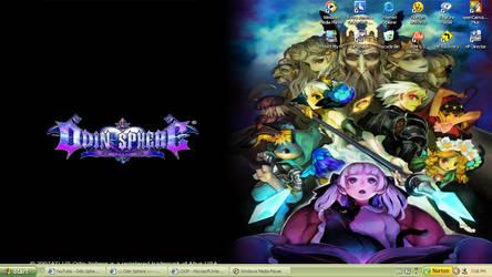 Desktop - Odin Sphere by HazelIzuki