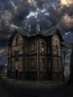 Old house by Nathalee