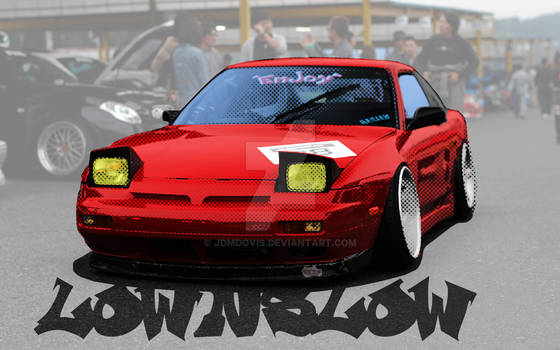 Low'n'Slow/180sx