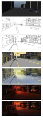Street Progression