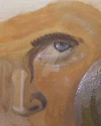 Eye Oil Painting (study)