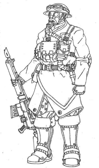 unknown soldier by c dane on deviantart