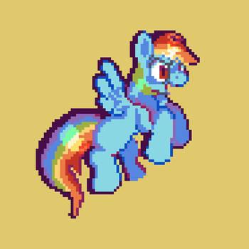 rainbow by isopodz