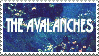 the avalanches stamp by isopodz