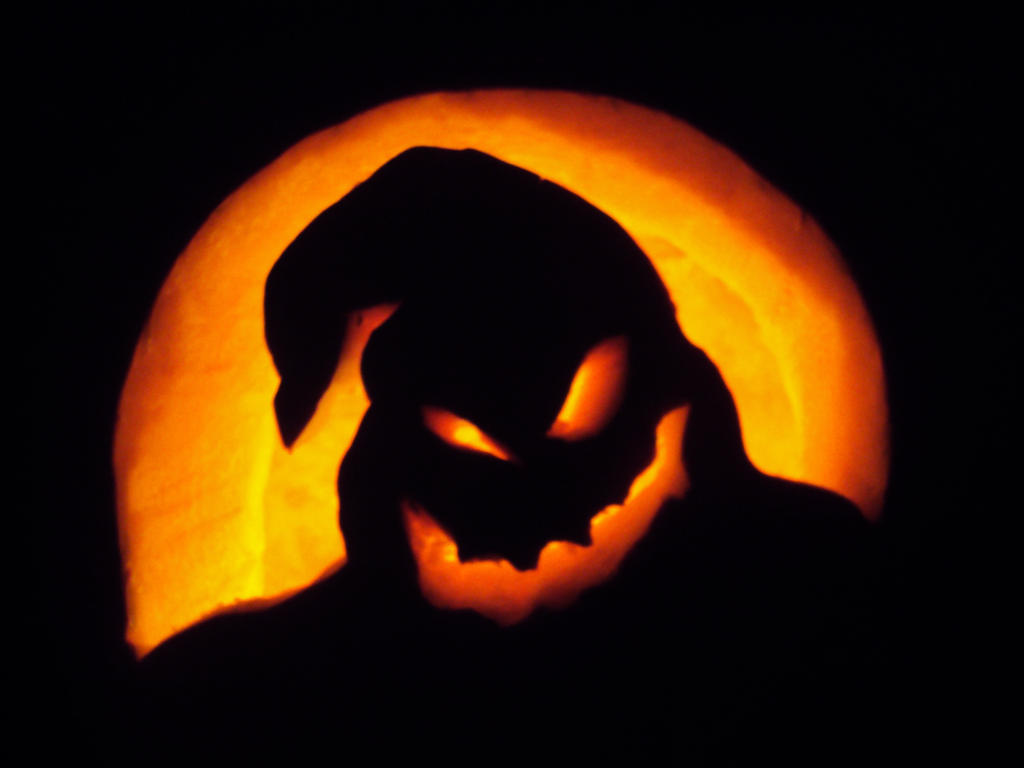 Oogie boogie pumpkin carving by smileyhearts on deviantart for Winnie the pooh pumpkin carving templates