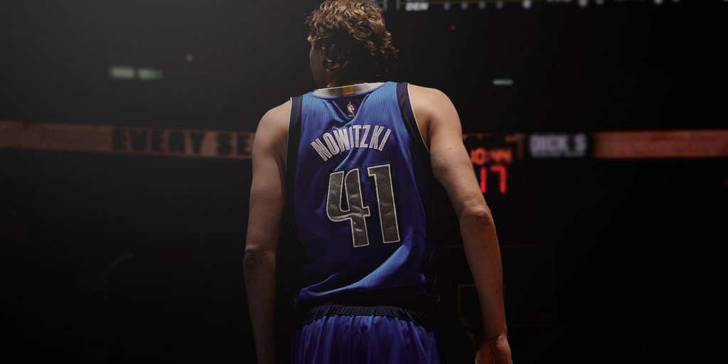 Dirk Nowitzki Wallpaper by Dazedful on DeviantArt