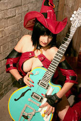 This Guitar is my Only Love by HezaChan
