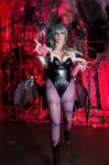 Darkstalkers - Morrigan Aensland Cosplay