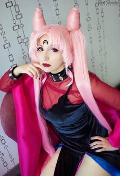 Sailor Moon - Black Lady Cosplay