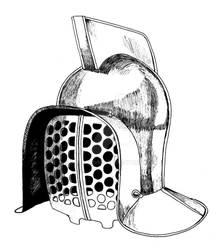 Gladiator Helmet 1