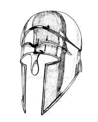 Corinthian Helmet 1