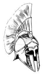 Corinthian Helmet 2