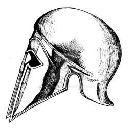 Corinthian Helmet 3