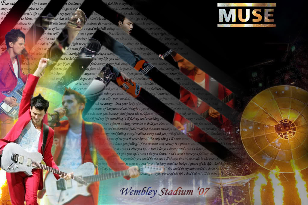 Muse dvd live wembley stadium download : Tv series apples way