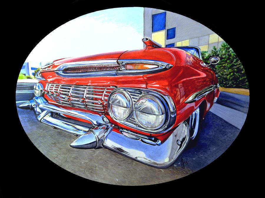 1959 Chevy Impala Lowrider 1959 Impala Lowrider by