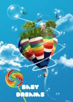 Baby dreams by Tutsii