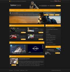 Gaming portal by Tutsii