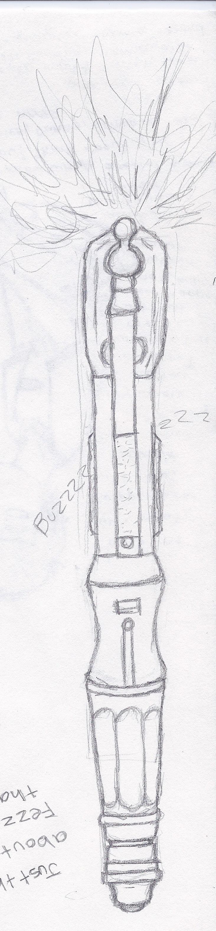 Sonic screwdriver (11th) by Turkeyhead987 - 1431.6KB