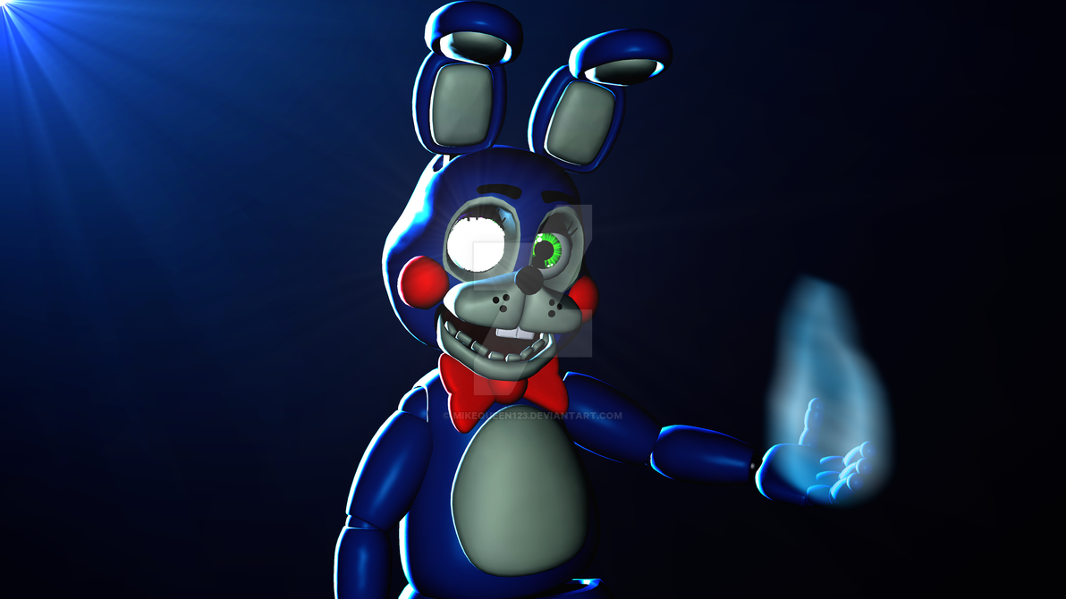 SFM] Toy Bonnie by mikequeen123 on DeviantArt