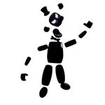 [Blender Cycles] Yet another Shadow Freddy Pic