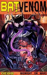 Bat Venom - Cover Page by drb7364