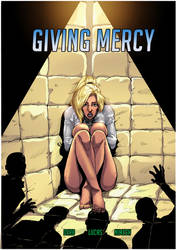 Giving Mercy - Cover Page by drb7364