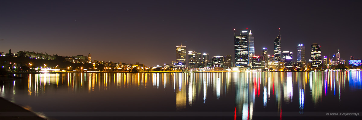 perth Panorama by godwantsudead
