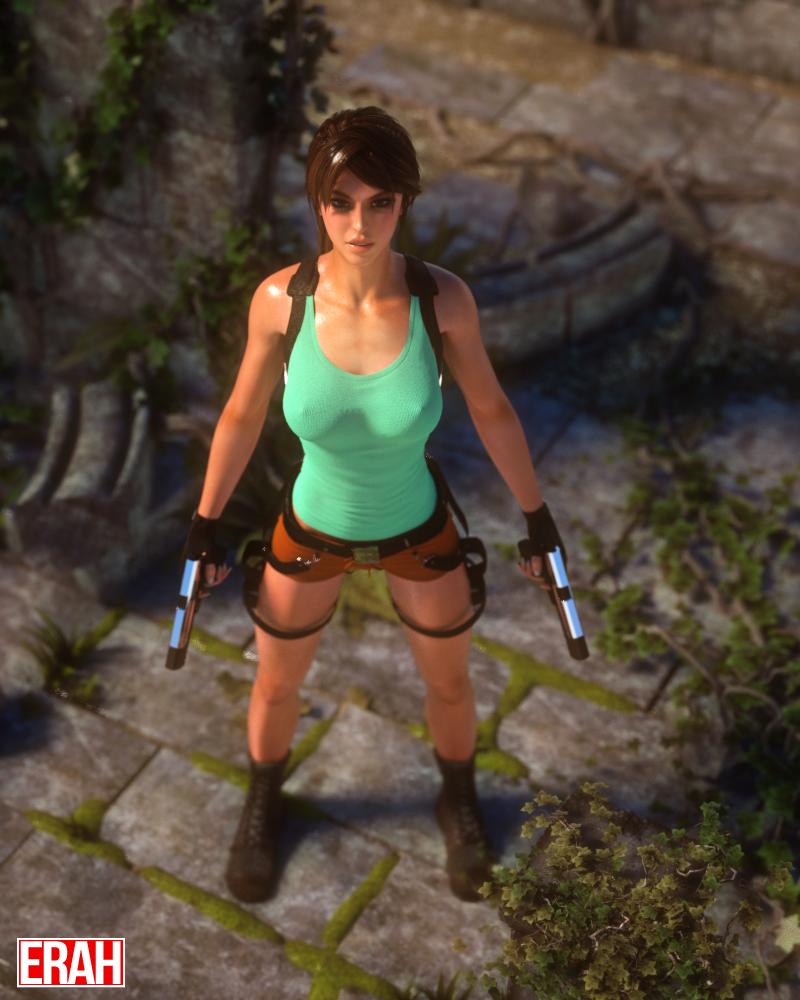 Lara 14. by Erah3D