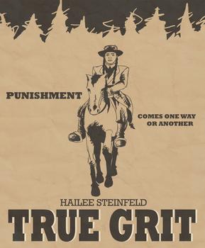 True Grit Poster