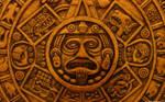 1680x1050 Aztec Calendar