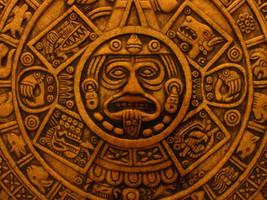 Aztec Calendar by Vivacqua