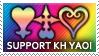 I Support Kingdom Hearts Yaoi by KnoxOneBack