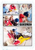 bakuman by char-min