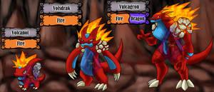 Nijitaki Region! 004 - 006 Fire Starter