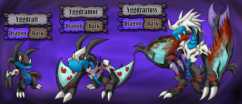 Nijitaki Region! 137-139 Dark Guardians