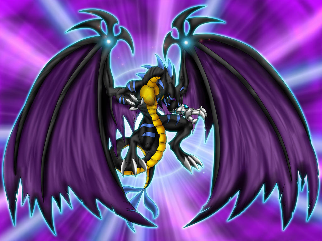 YGO! LD Darkmoon Dragon Shingetsu!! by ArkaDark