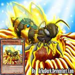 Commission For Biding - Prime Material Bee by ArkaDark