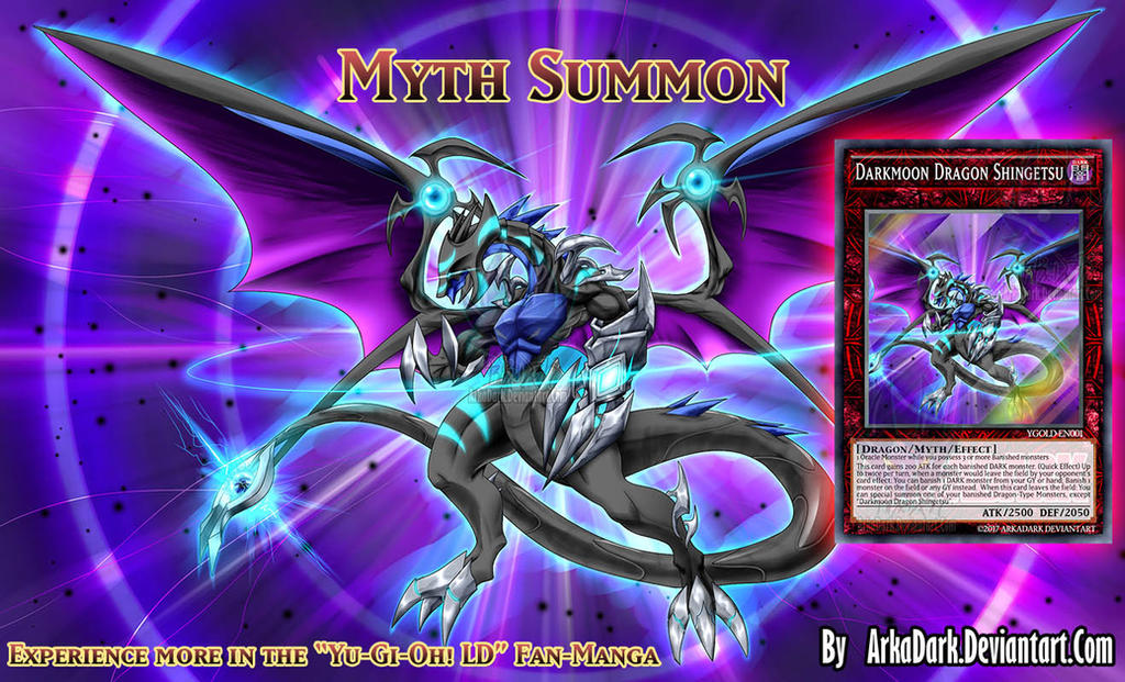 Darkmoon Dragon Shingetsu V4