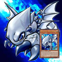 Blue Eyes Drakuriboh by ArkaDark