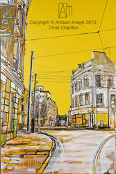 Sheffield 2 by Artisanimage