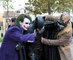 Joker (Heath Ledger) Cosplay