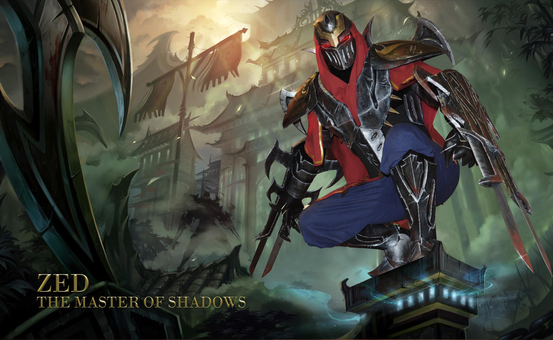 ZED - The Master of Sh...